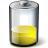 Battery Yellow 33 Icon 48x48