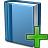 Book Blue Add Icon 48x48