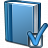 Book Blue Preferences Icon 48x48