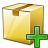 Box Closed Add Icon 48x48