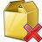 Box Delete Icon 48x48