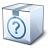 Box White Surprise Icon 48x48