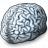 Brain Icon 48x48