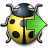 Bug Yellow Next Icon 48x48