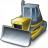 Bulldozer Icon 48x48