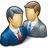 Businessmen Icon 48x48