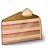 Cake Slice Icon 48x48