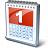 Calendar 1 Icon 48x48