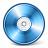 Cd Blue Icon 48x48