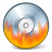 Cd Burn Icon 48x48