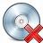 Cd Delete Icon 48x48
