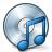 Cd Music Icon 48x48