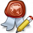 Certificate Edit Icon 48x48
