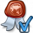 Certificate Preferences Icon 48x48