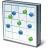 Chart Dot Icon 48x48
