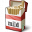 Cigarette Packet Icon 48x48
