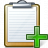 Clipboard Add Icon 48x48