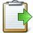Clipboard Next Icon 48x48