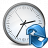 Clock Refresh Icon 48x48