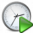 Clock Run Icon 48x48