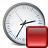 Clock Stop Icon 48x48