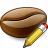 Coffee Bean Edit Icon 48x48