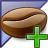 Coffee Bean Enterprise Add Icon 48x48