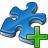 Component Blue Add Icon 48x48