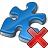 Component Blue Delete Icon 48x48
