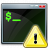 Console Warning Icon 48x48