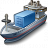 Containership Icon 48x48
