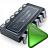 Cpu Run Icon 48x48