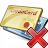 Credit Cards Delete Icon 48x48