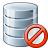 Data Forbidden Icon 48x48
