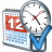 Date Time Preferences Icon 48x48