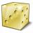 Die Gold Icon 48x48