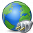 Earth Connection Icon 48x48