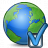 Earth Preferences Icon 48x48