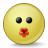Emoticon Kiss Icon 48x48