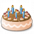 Fancy Cake Icon 48x48