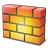Firewall Icon 48x48
