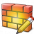 Firewall Edit Icon 48x48