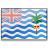 Flag British Indian Ocean Territory Icon 48x48
