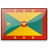Flag Grenada Icon 48x48