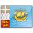 Flag Saint Pierre And Miquelon Icon 48x48