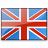 Flag United Kingdom Icon 48x48
