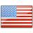 Flag Usa Icon 48x48