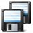 Floppy Disks Icon 48x48