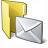 Folder 3 Mail Icon 48x48