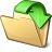 Folder Into Icon 48x48
